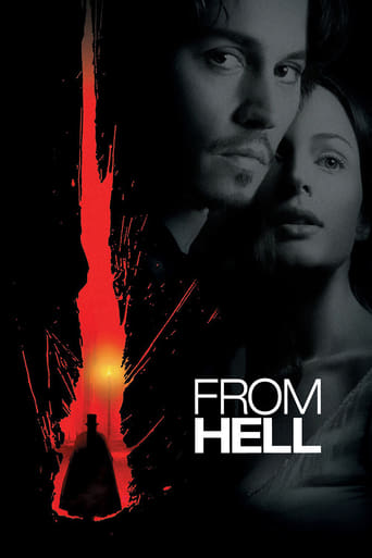 Poster of From Hell