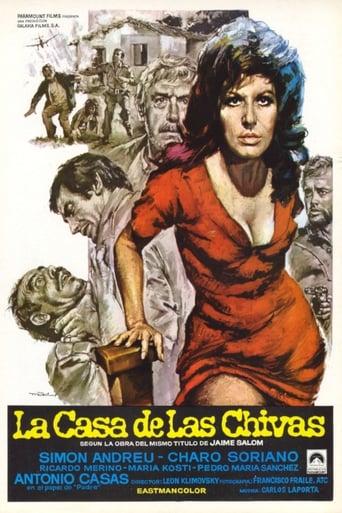 Poster of La casa de las Chivas