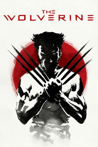 Poster of The Wolverine