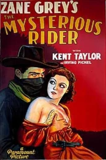 Poster of The Mysterious Rider