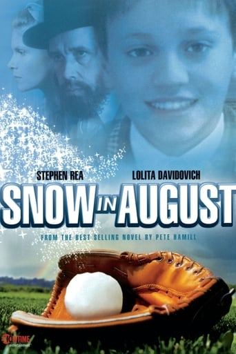 Poster of Snow in August