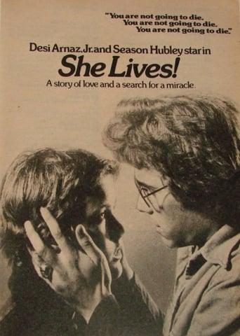 Poster of She Lives!
