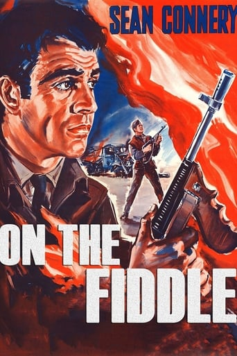 Poster of On the Fiddle