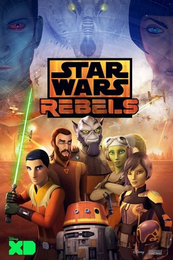 Star Wars Rebels: Family Reunion and Farewell poster