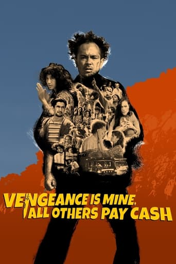 Poster of Vengeance Is Mine, All Others Pay Cash
