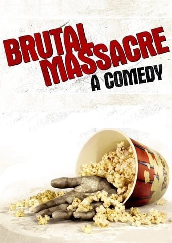 Poster of Brutal Massacre: A Comedy