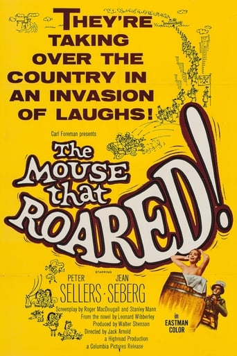Poster of The Mouse That Roared