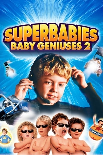Poster of Superbabies: Baby Geniuses 2