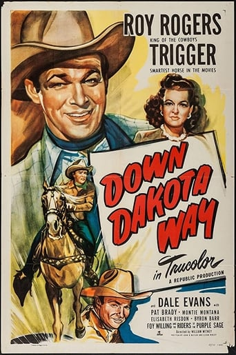 Poster of Down Dakota Way