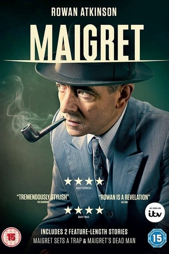 Poster of Maigret's Dead Man