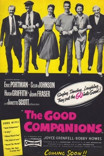 Poster of The Good Companions