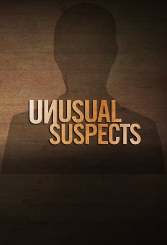 Poster of Unusual Suspects
