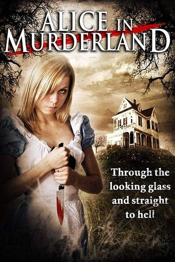 Poster of Alice in Murderland