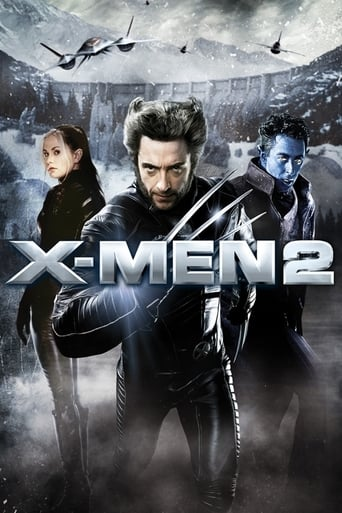 The Second Uncanny Issue of X-Men: Making X2 poster