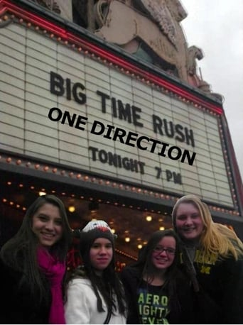 Poster of One Direction & Big Time Rush Concert