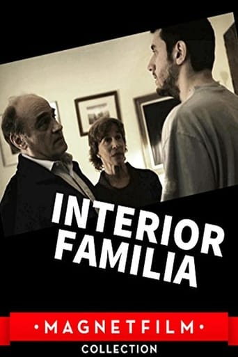 Poster of Interior. Familia
