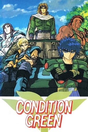 Inferious Interplanetary War Chronicle - Condition Green