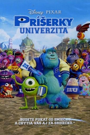 Poster of Univerzita pro příšerky