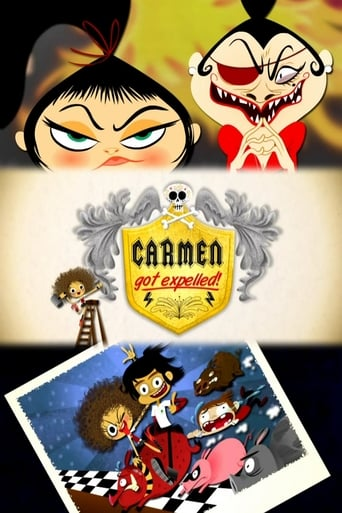 Carmen Got Expelled! poster