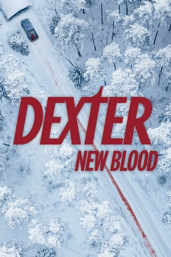 Poster of Dexter: New Blood