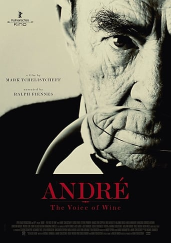 André: The Voice of Wine poster