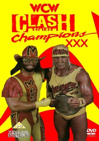 WCW Clash of The Champions XXX