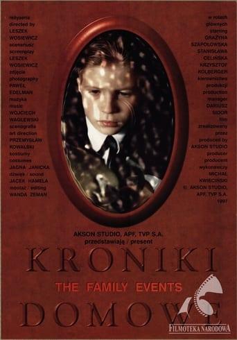 Poster of Kroniki domowe