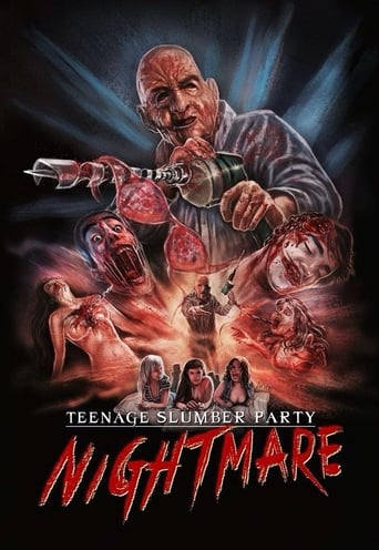 Poster of Teenage Slumber Party Nightmare