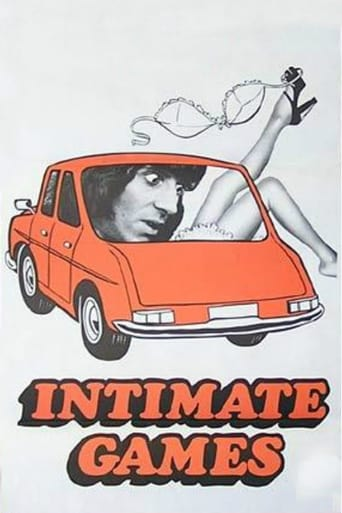 Poster of Intimate Games
