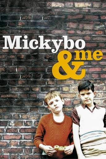 Poster of Mickybo and Me