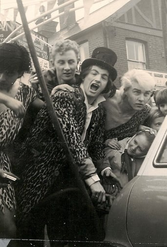 Poster of Screaming Lord Sutch