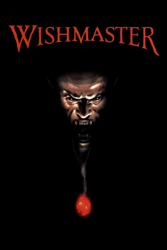 Poster of Wishmaster