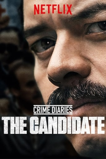 Poster of Crime Diaries: The Candidate