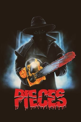 Poster of Pieces