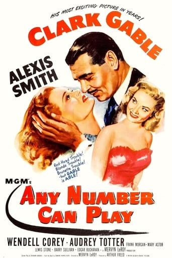 Poster of Any Number Can Play