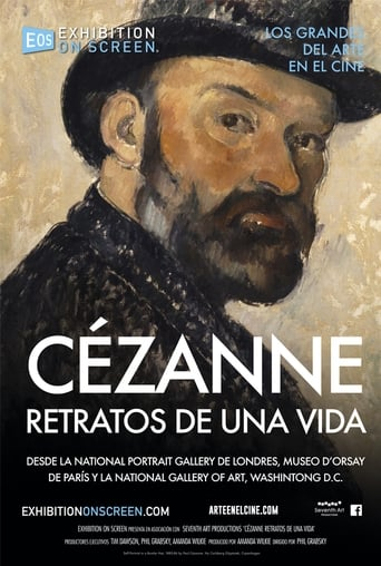Play Cézanne – Portraits of a Life - Exhibition on Screen