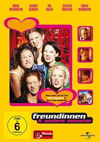 Poster of Freundinnen & andere Monster