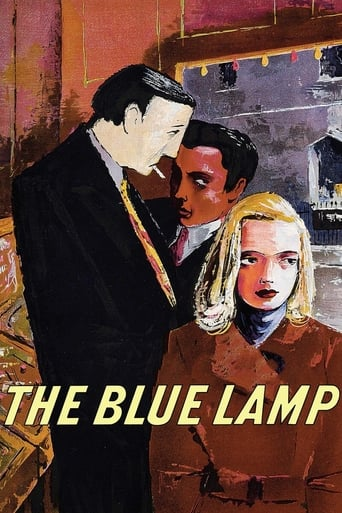 Poster of The Blue Lamp