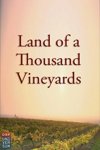 Land of a Thousand Vineyards Poster