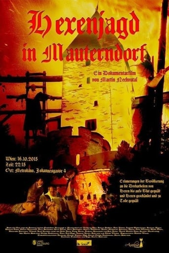 Poster of Witchhunt in Mauterndorf