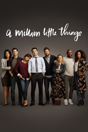 A Million Little Things 1ª Temporada - Poster