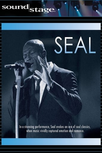 Poster of Seal: Soundstage