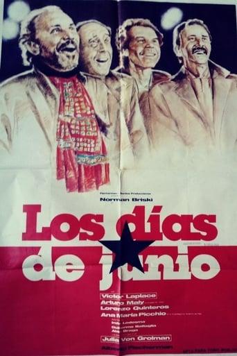 Poster of Los días de junio