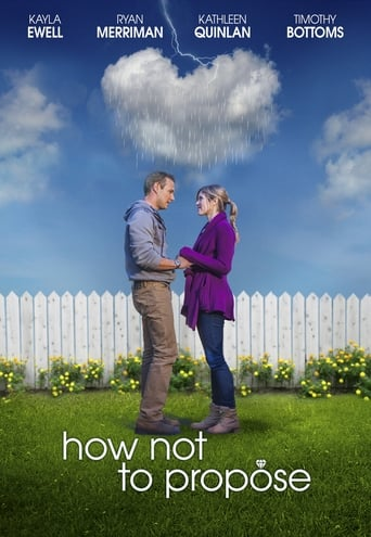 Poster of How Not to Propose