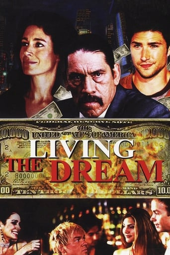 Poster of Living the Dream