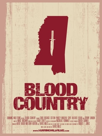 Poster of Blood Country