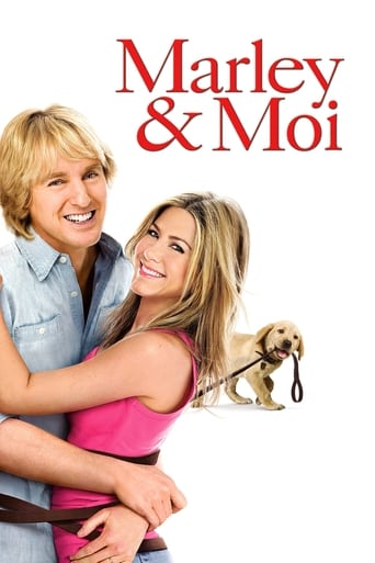Poster of Marley & moi
