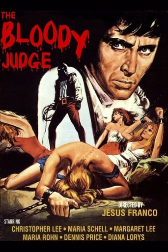 Poster of The Bloody Judge
