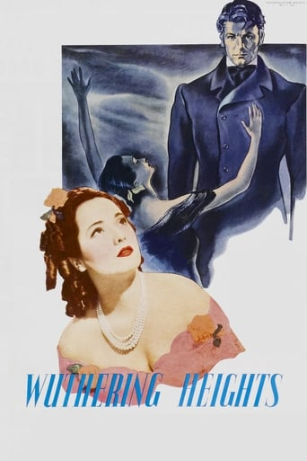 Poster of Wuthering Heights