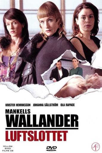 Poster of Wallander 10 - Luftslottet